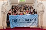 Juni 2012: Wien ist erstmals Austragungsstätte der Meisterschaft im Deutschsprachigen Debattieren (MDD)