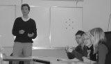 20. Oktober 2004: Erster Debattierclub in Wien