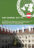 GAP-Journal 2011-2012
