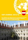 GAP-Journal 2012-2013