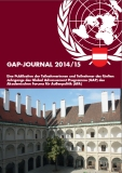 GAP-Journal 2014-2015