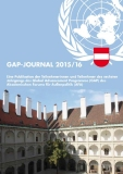GAP-Journal 2015-2016