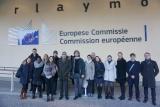 GAP-Studienreise nach Brüssel