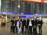 GAP-Studienreise nach Frankfurt