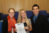 VIMUN Participants get a Certificate as Valuable Asset for Applications